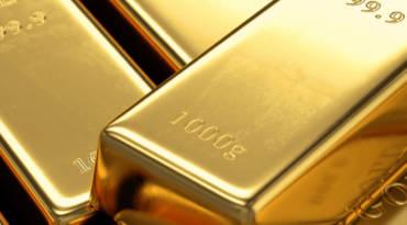 Oro sube por tercer día ante descenso de rendimiento de bonos y dólar